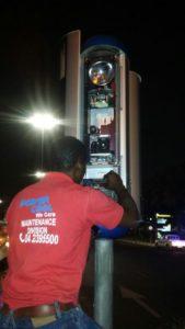 RTA Traffic Camera Repair Dubai
