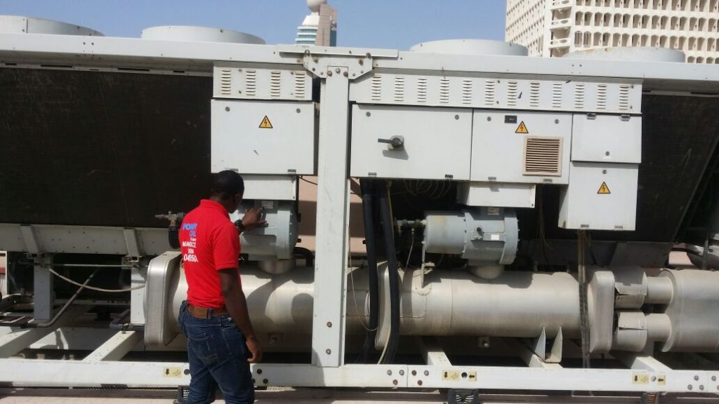 Chiller Maintenance Dubai