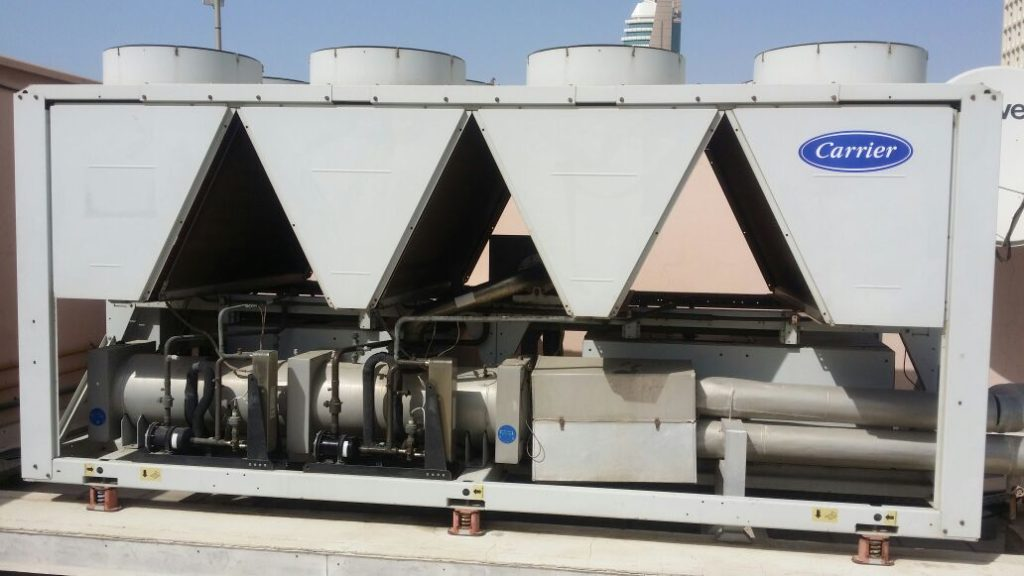 Chiller Repair Dubai