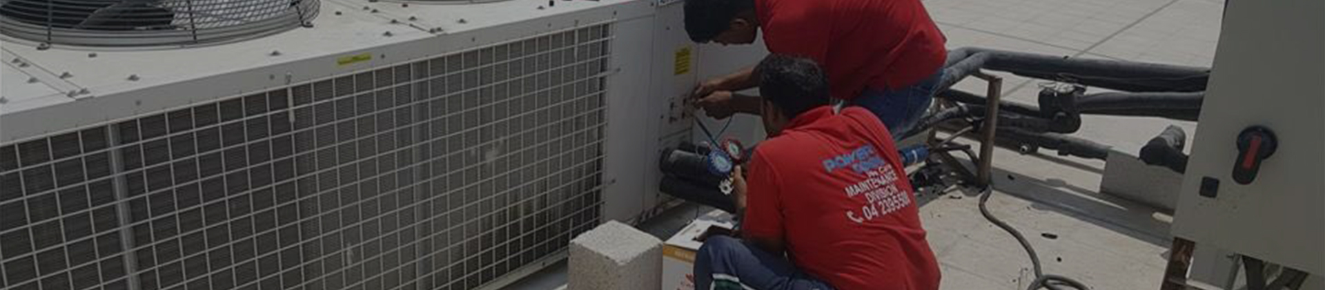 chiller maintenance service dubai