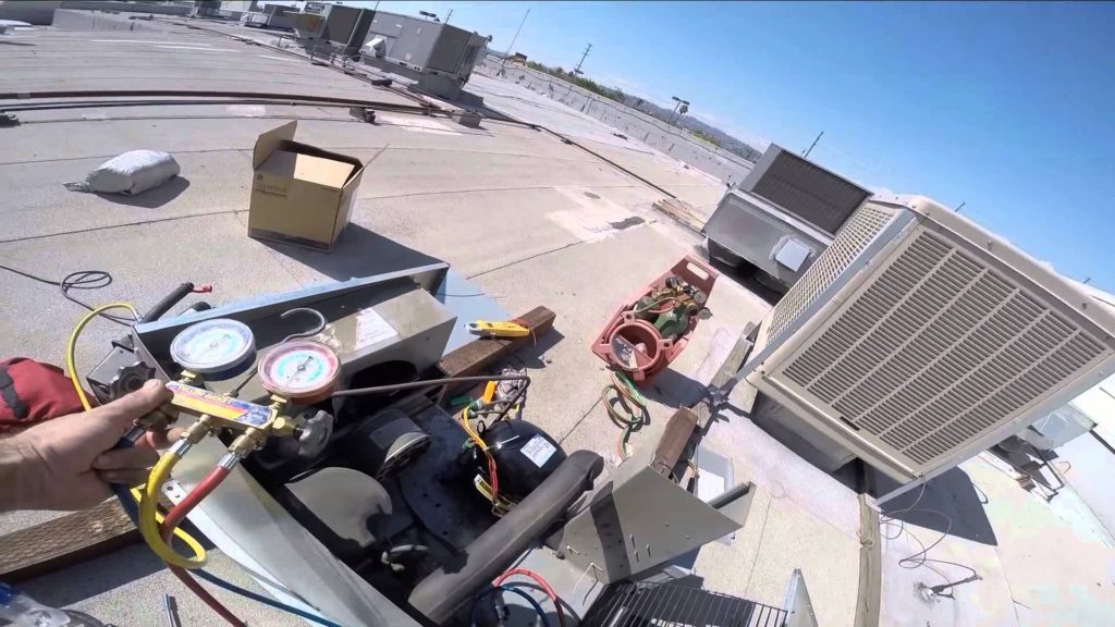 Commercial Ac Maintenance Dubai